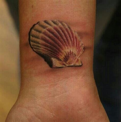 best 25 shell tattoos ideas on pinterest sea tattoo