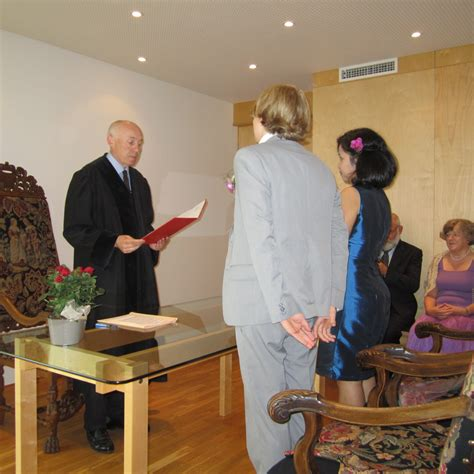 the vows at civil marriage in nordic nomads