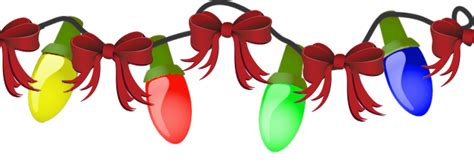 transparent christmas lights c5 lights clipart transparent 2 gclipart