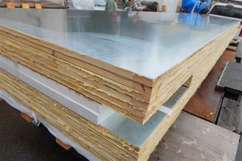 large custom magnetic structural metal wall panels