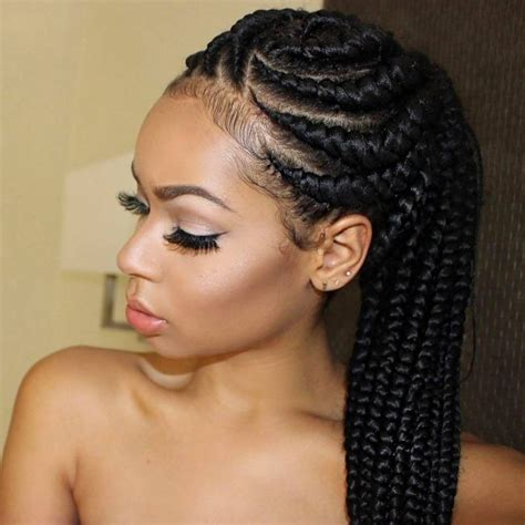 ebay real hair braids for each side or part 75 spectacular hair braiding styles head turning and