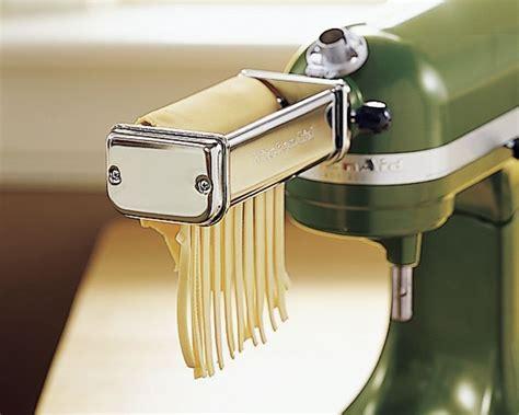 Kitchenaid Zoodle Attachment Kitchen Aid Pasta Attachment Mine