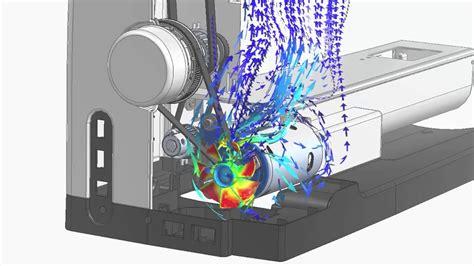 jacket design simulator solid edge st10 flow simulation youtube