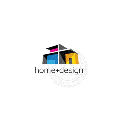 home design logo exclusive drone shop logo drone store pixellogo com