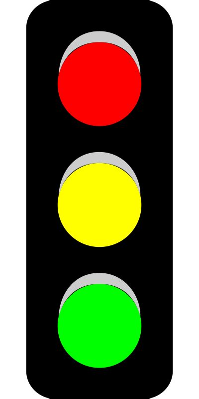 stop light free clipart traffic light v thebyteman