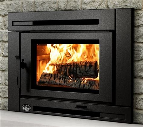 wood inserts available at the fireplace stop