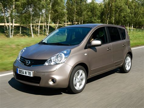 nissan note 2012 nissan note specs 2008 2009 2010 2011 2012