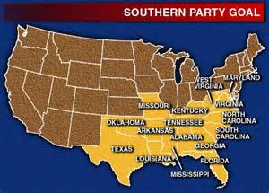 Southern Usa Map by Nationstates View Topic Missourian Rebels Factbook