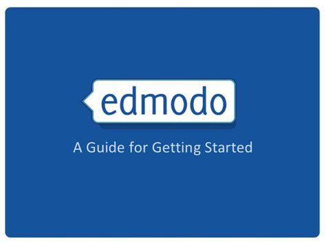 edmodo ppt edmodo teacher training presentation