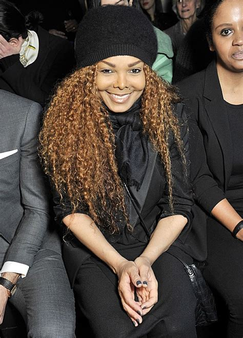 Janet Jackson Hears Biological Clock Ticking by 21 Who Had Children After The Age Of 44