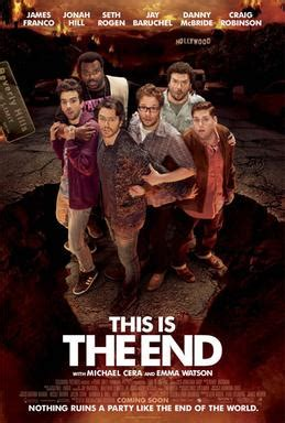 watch online this is the end 2013 full hd movie trailer this is the end wikipedia