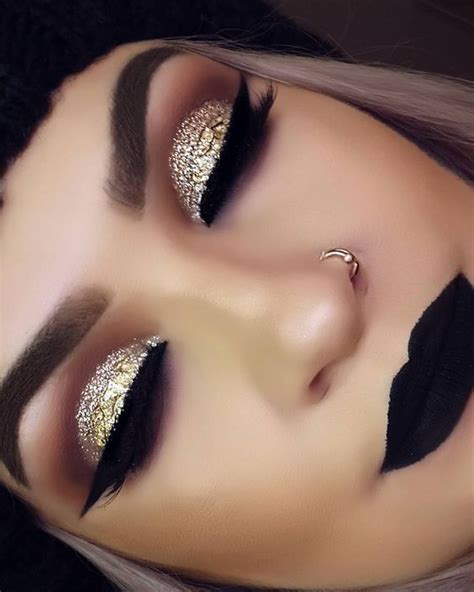 black prom dress makeup natural prom makeup ideas tutorial you may try in 2017