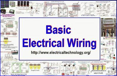 basic electrical wiring installation electronics