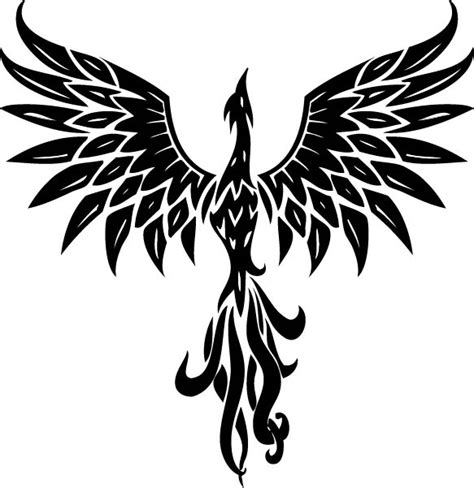 phoenix wings tattoo designs design by nerafinuota on deviantart