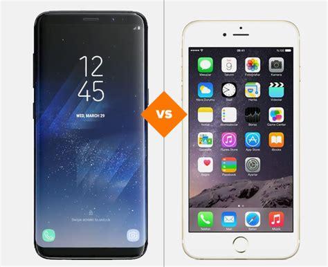 galaxy s8 ou iphone 7 veja o comparativo de pre 231 o e ficha t 233 cnica not 237 cias techtudo