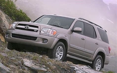 2006 Toyota Sequoia Towing Capacity Used 2007 Toyota Sequoia For Sale Pricing Features