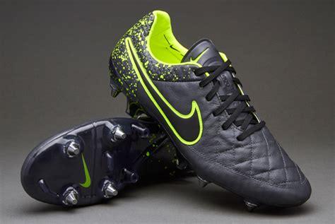 Sepatu Bola Nike Tiempo Hitam Sepatu Bola Nike Tiempo Legend Sg Pro Anthracite Black Volt