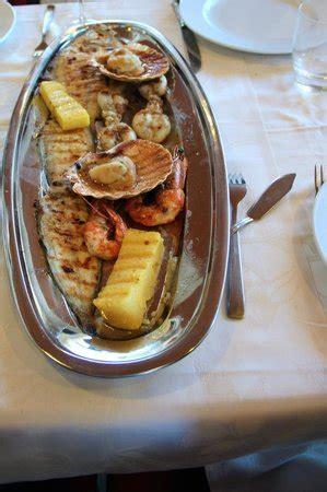 ristorante pericle porto garibaldi recensioni grigliata di mare foto di ristorante pericle porto