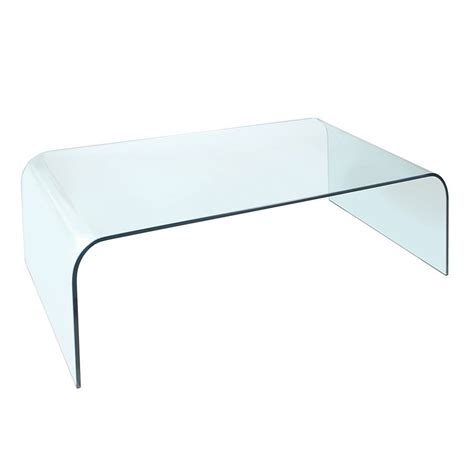 elegance and durability in glass coffee table by ikea