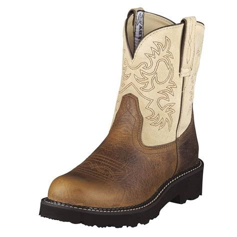 womens ariat fatbaby boots ariat womens fatbaby western boots