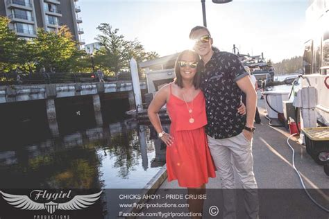 chicks ahoy boat cruise vancouver 2016 flygirl productions