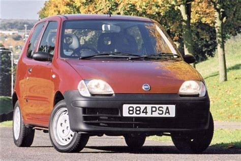fiat used car fiat seicento 1998 2004 used car review review car