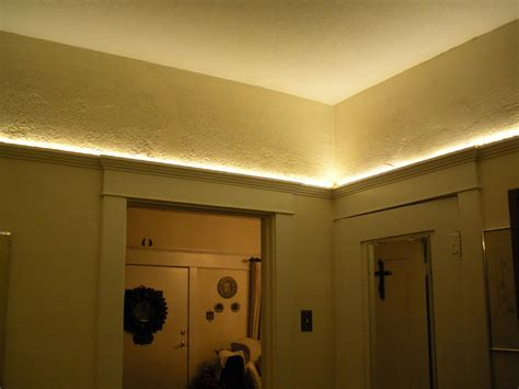 low ceiling basement lighting ideas painted with white color