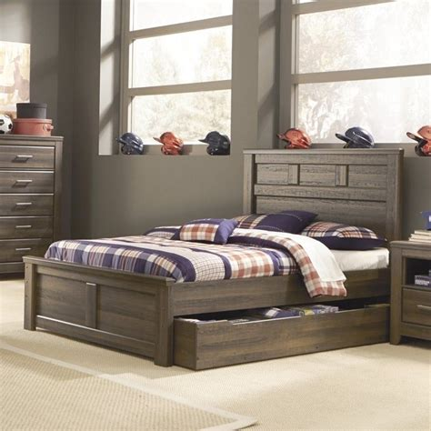 ashley trundle bed signature design by ashley furniture juararo panel bed