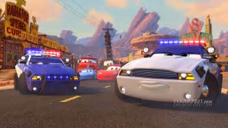 Disney Pixar Cars Wall Mural exclusive first look at the upcoming cars toon to protect