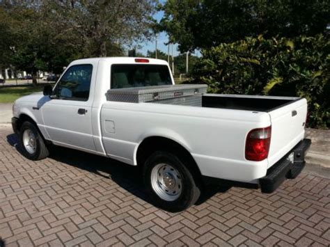 Deflecta Ford Ranger 2005 Tas4x4 sell used only 37k 1 owner std cab 2005 xl w
