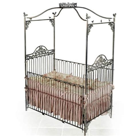 Iron Baby Bed by Garden Iron Baby Crib Corsican Cribs Ababy