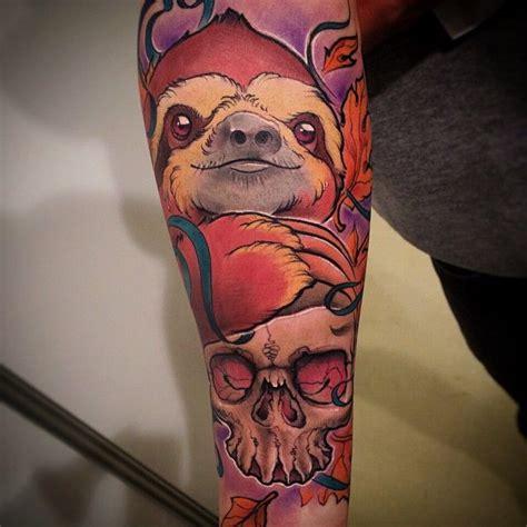 nemesis tattoo 27 best sloth ideas images on sloth