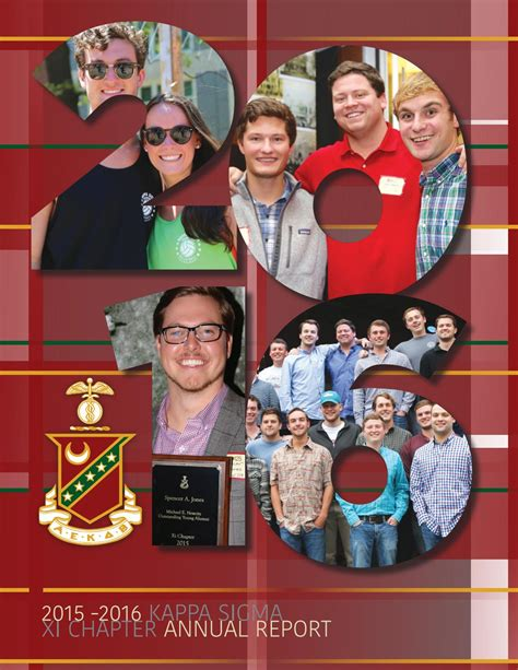 did tanika ray pledge sorority 2016 xi chapter of kappa sigma annual report by xi chapter
