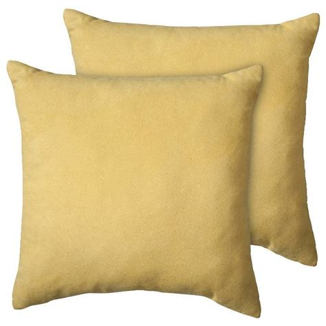 room essentials bed rest pillow yellow target never used suede a whole case throw pillow room essentials