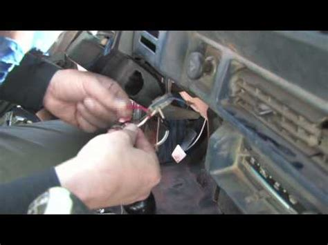 How To Hotwire A Car Without Tools by How To Wire A Push Button Starter For Your Lawn Mower
