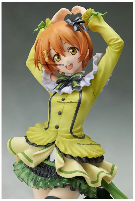 Pvc Live Hoshizora Rin E P164 1 live school idol project rin hoshizora birthday project ver 1 8 pvc figure