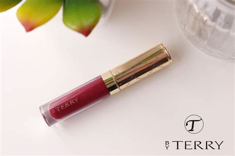 by terry by terry terrybly velvet rouge 6 gypsy rose 2ml007oz terrybly velvet rouge l encre matte by terry