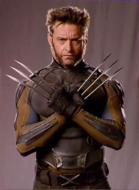 wolverine logan vol 6 days of anger hugh jackman as wolverine in days of future past