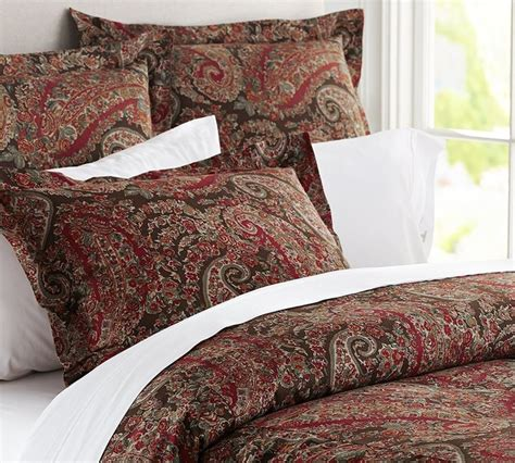 Duvet Cover Paisley carrie paisley duvet cover sham traditional duvet covers and duvet sets sacramento by
