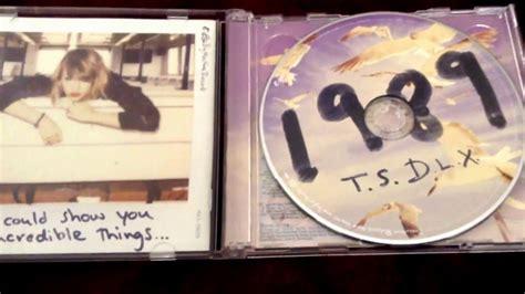 taylor swift 1989 album buy テイラースウィフト 1989 cd
