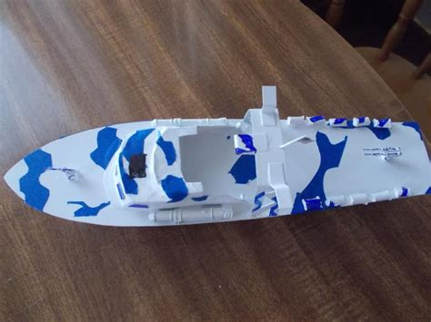 pt boat used in mchale s navy movie pt 73 from the 97 mchale s navy movie imodeler