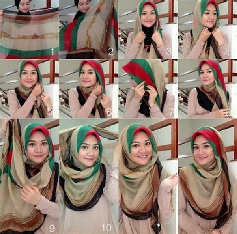 turban tutorial wideshawl 82 best images about hijab tutorial on pinterest turban