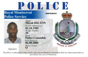rmps new warrant card images frompo