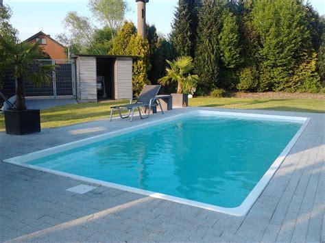 pool mit überdachung gfk swimmingpool florida 6 7m schwimmbecken kaufen eu