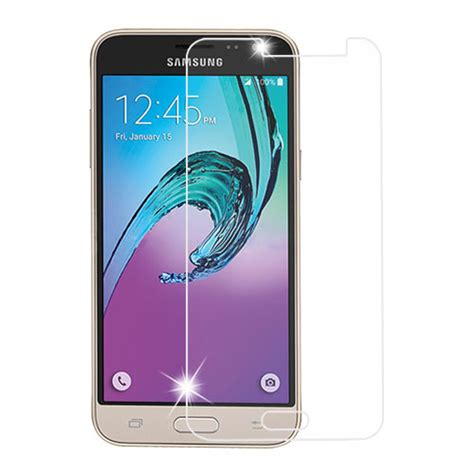 Tempered Glass Samsung Galaxy J3 Hippo tempered glass screen protector 2 5d for samsung j320 galaxy j3 ebay