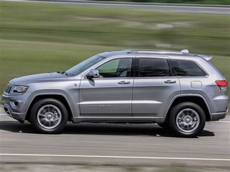 2016 jeep grand cherokee pricing ratings reviews kelley blue book 2016 jeep grand cherokee pricing ratings reviews kelley blue book