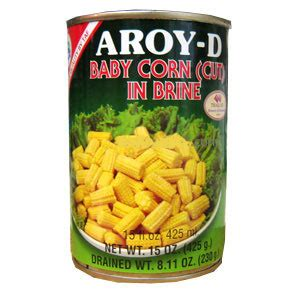 young baby corn aroy     templeofthai