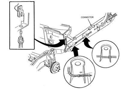 2004 Gmc Yukon Service Brake System Reset 1984 Chevy Silverado Emergency Brake Installation Brakes