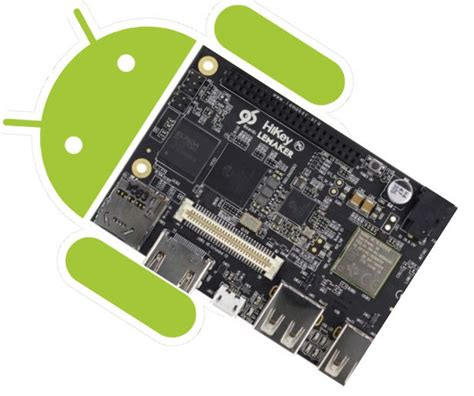 android board 96boards hikey development board is now officially supported in aosp
