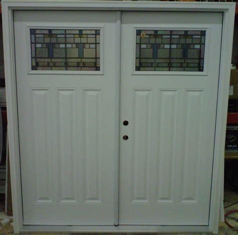 Exterior Door 6 Inch Jamb 36 Quot Rhi Entry Door System 6 Panel Elongated Fiberglass Doors W 2515 Black Prairie Lights